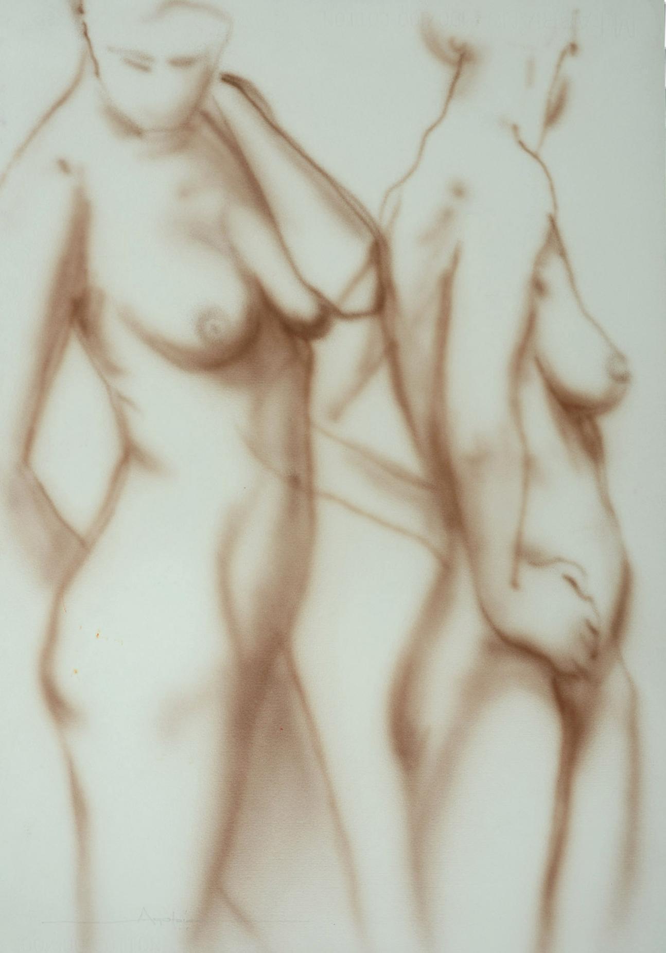 1990 #5 Nude - $1,500