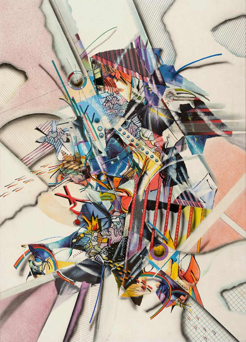 1990 Nature Morte I - $10,000